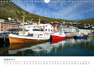 NORTHERN NORWAY - LOW SPEED! (Wall Calendar 2015 DIN A4 Landscap