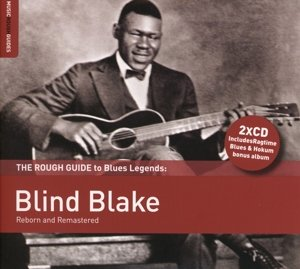 Rough Guide: Blind Blake (+Bonus-CD)