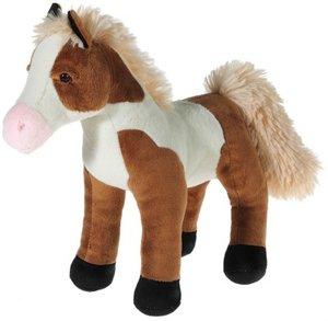 Heunec 638570 - Wendy Dixie Western-Pinto-Pferd, stehend, 30 cm