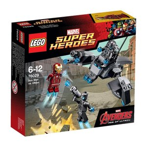 LEGO® Super Heroes 76029 - Avengers Iron Man vs. Ultron