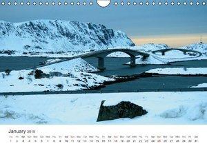 NORTHERN NORWAY - LOW SPEED! (Wall Calendar 2015 DIN A4 Landscap