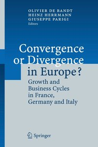 Convergence or Disvergence in Europe?