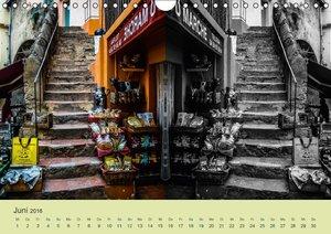 Colour To Go. (Wandkalender 2016 DIN A4 quer)