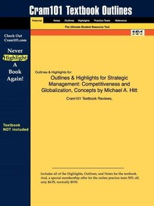 Outlines & Highlights for Strategic Management
