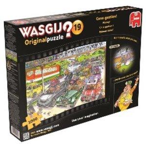 Wasgij Original 19 - Pylonen-Salat! - 1000 Teile