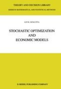Stochastic Optimization and Economic Models