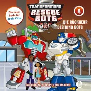 (4)HSP z.TV-Serie-Die Rückkehr Des Dino Bots
