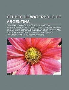 Clubes de waterpolo de Argentina