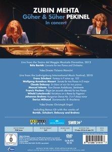 Zubin Mehta - Güher & Süher Pekinel in Concert