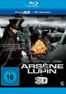 Arsène Lupin - Der König unter den Dieben 3D