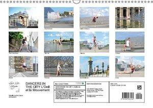 Vu-Dinh, N: Dancers in the City L'Oeil Et Le Mouvement