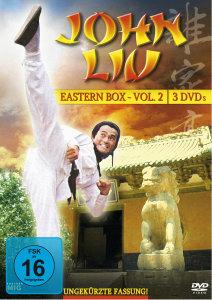 John Liu-Meister der Shaolin (DVD)