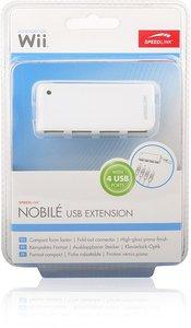 Speedlink SL-3475-WT NOBILÉ USB Extension, weiß