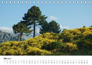 Korsika (Tischkalender 2017 DIN A5 quer)