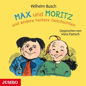 Max Und Moritz Und Andere Heitere Geschichten