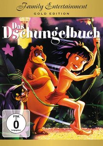 Das Dschungelbuch-Family Entertainment Gold Edit