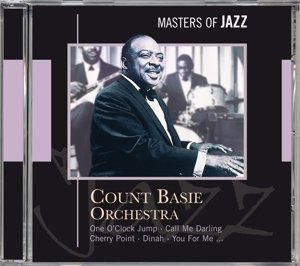 Count Basie Orchestra-Masters of Jazz