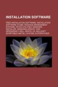 Installation software