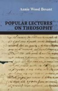 Popular Lectures on Theosophy