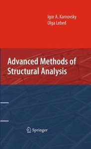 Advanced Methods of Structural Analysis