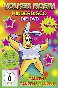 Kinderdisco - Das Original! - Die DVD