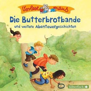 Vorlesemaus: Die Butterbrotbande und weitere Abenteuergeschichte