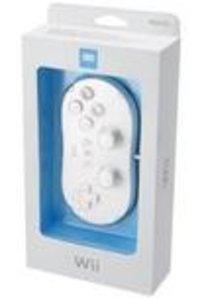 Wii Classic Controller - Nintendo - Weiss