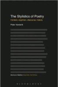 The Stylistics of Poetry