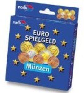Zoch 606521012 - Spielgeld Euro Münzen