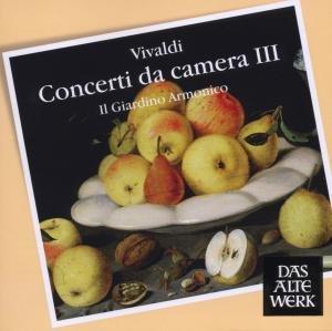 Concerti Da Camera Vol.3