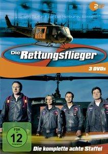 Die Rettungsflieger-Die komplette achte Staffel