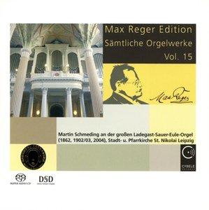 Sämtliche Orgelwerke vol.15