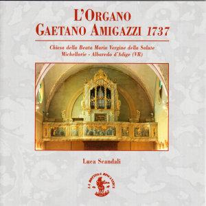 L'Organo Gaetano Amigazzi 1737