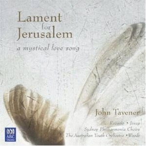 Lament for Jerusalem