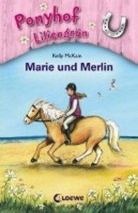 Ponyhof Liliengrün 01. Marie und Merlin
