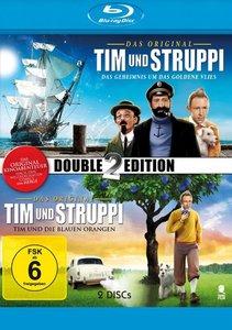 Tim und Struppi - Doppelbox