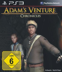 Adamss Venture - Chronicles