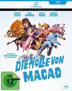 Die Hoelle von Macao (Blu-ray)