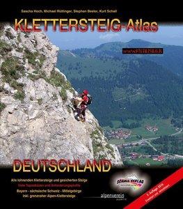 Klettersteig-Atlas Deutschland