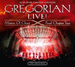 LIVE! Masters Of Chant-Final Chapter Tour (Limited )