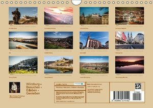 Pinkoss Photostorys, O: Würzburg - Besuchen - Erleben - Geni