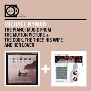 2 For 1: The Piano:Ost/The Cook,The Thief Ost