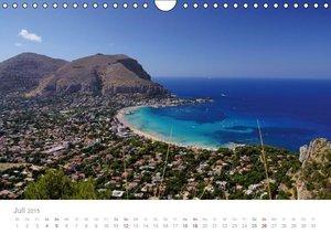 M. Polok: Impressionen aus Sizilien (Wandkalender 2015 DIN A