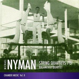 Chamber Music Vol.2/String Quartets 1-3