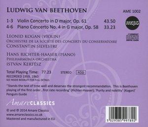 Violin-und Klavierkonzert