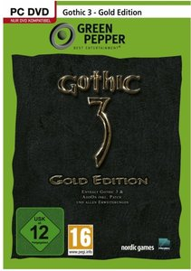 Green Pepper: Gothic 3 - Gold Edition - (Gothic 3 + Gothic 3: Gö