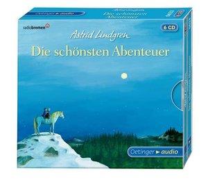 Die schönsten Abenteuer (6 CD)