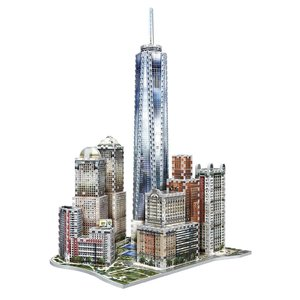 World Trade - New York Collection 3D-PUZZLE