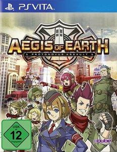 Aegis of Earth: Protonovus Assault (Tower-Defense)
