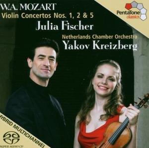 Violinkonzerte 1,2 & 5